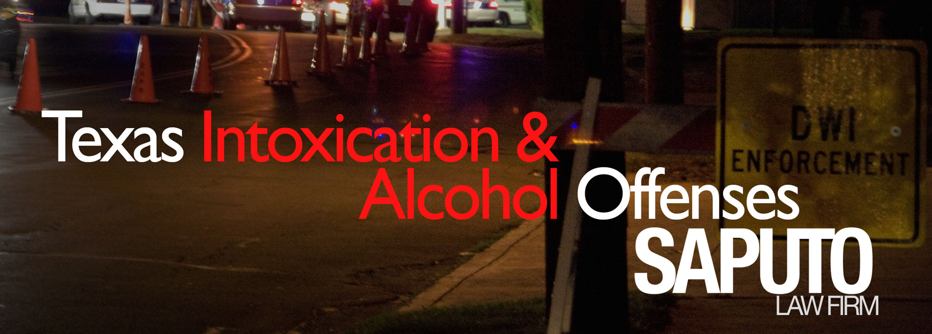 Intoxication and Alcohol Offenses Graphic