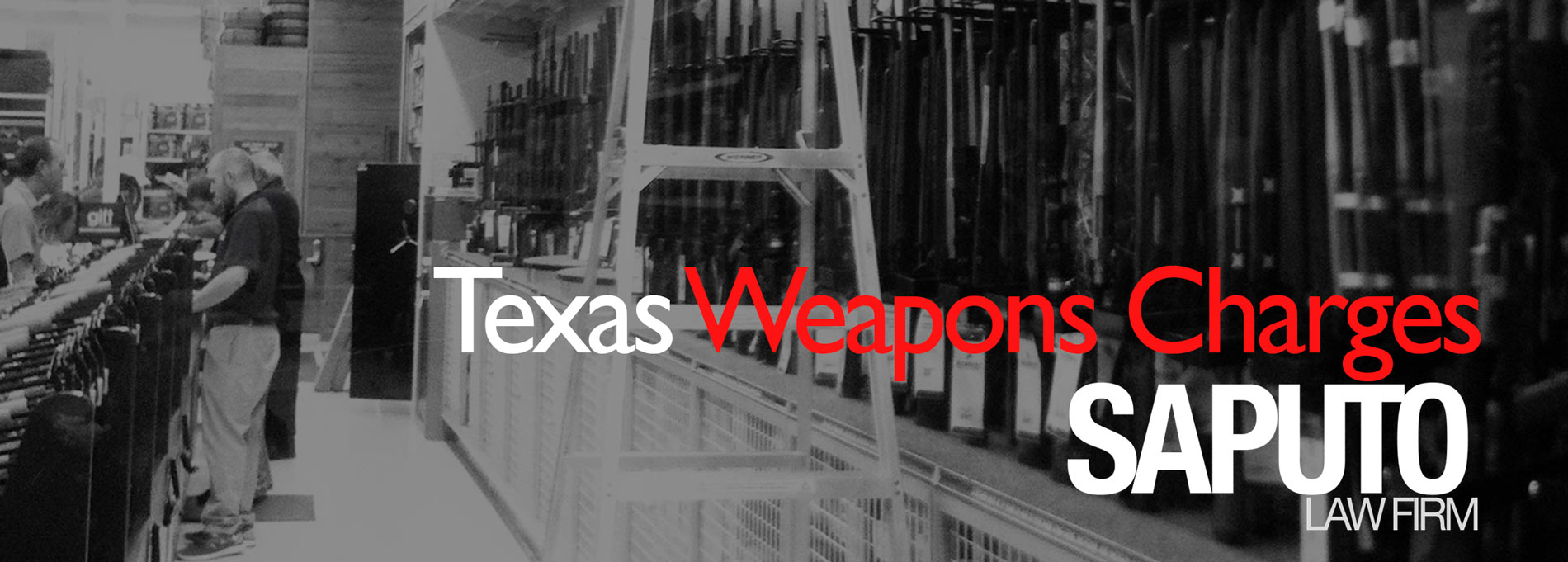 Texas Weapons Charges