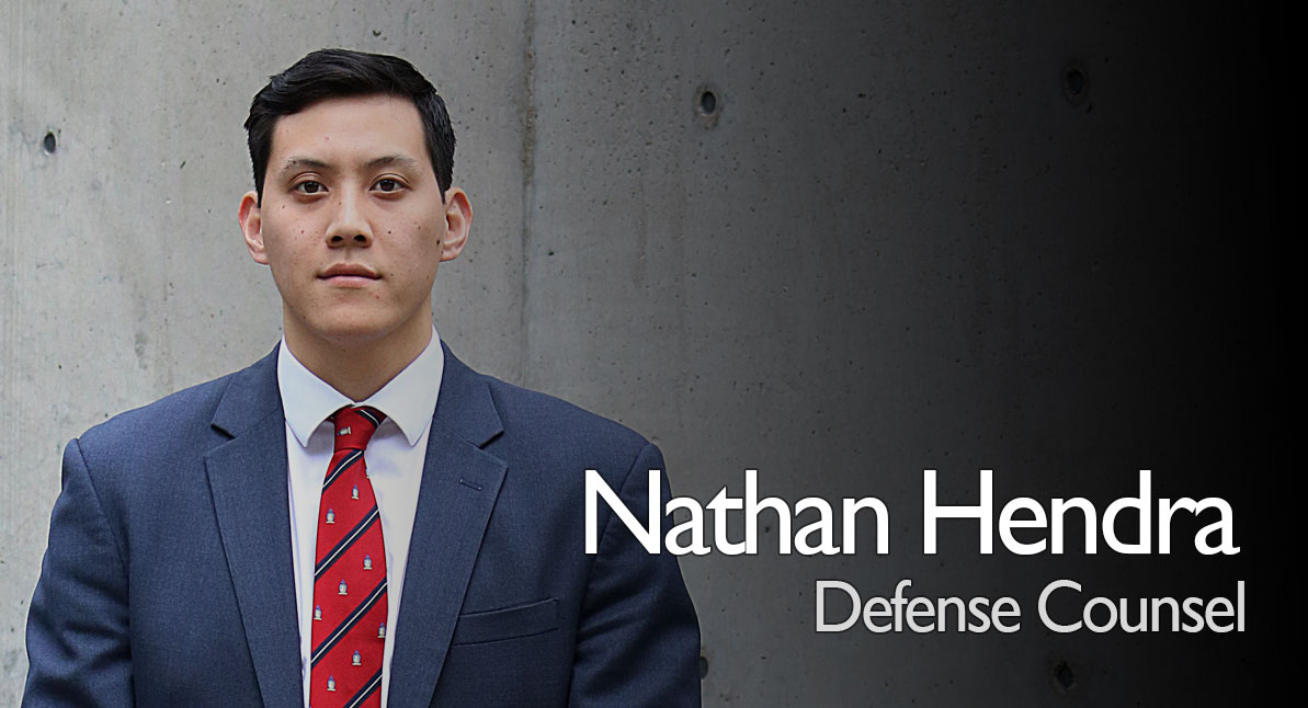Image of Attorney Nathan Hendra