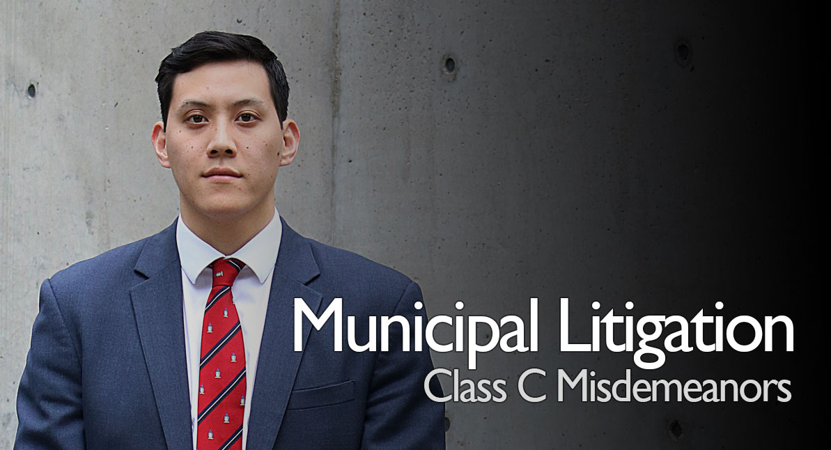 Municipal court header image with attorney