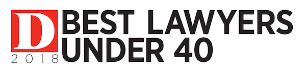 D Magazine Best Lawyer under 40 in 2018