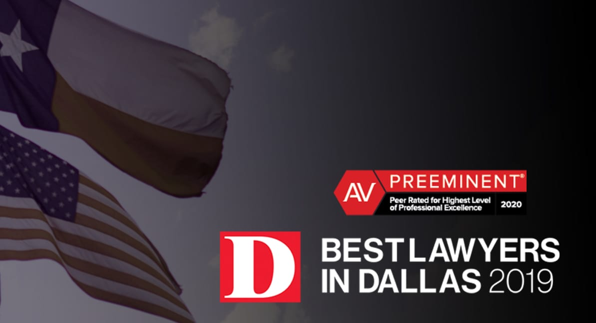 Header image for Paul Saputo, Best Lawyers in Dallas 2020