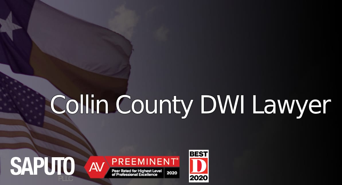 Collin County DWI Lawyer